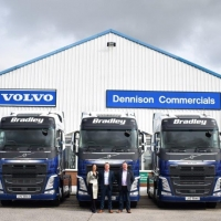 New Volvos added to Fleet