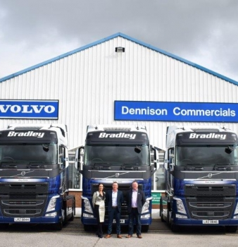 New Volvos added to Fleet
