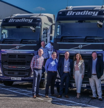 10 New Trucks Added to Fleet